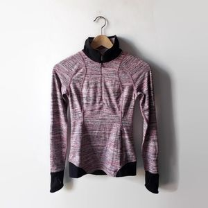 Lululemon Runderful 1/2 Zip Pullover Space Dye 2